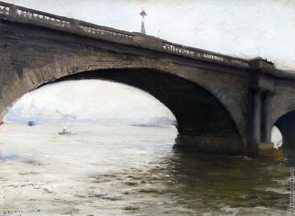 A London Bridge (Bastien-Lepage)