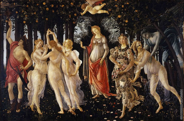 Allegory of Spring (Botticelli)