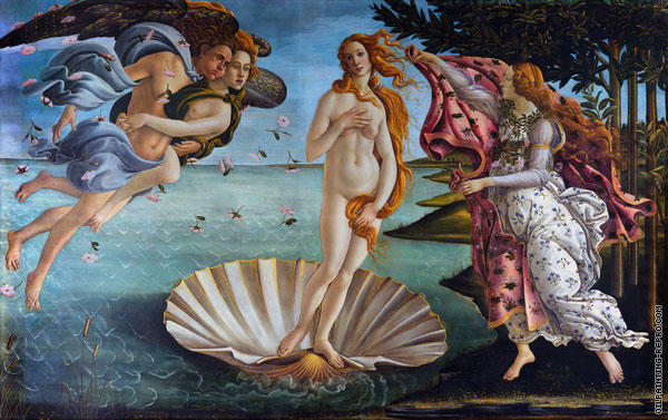 The Birth of Venus (Botticelli)