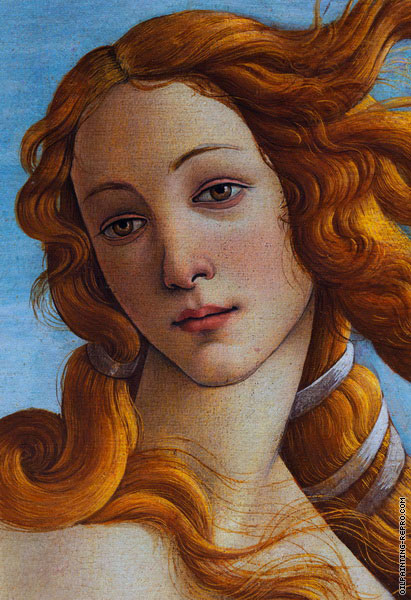 The Birth of Venus* (Botticelli)