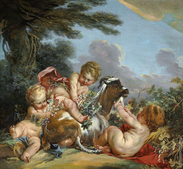 Autumn (Boucher)