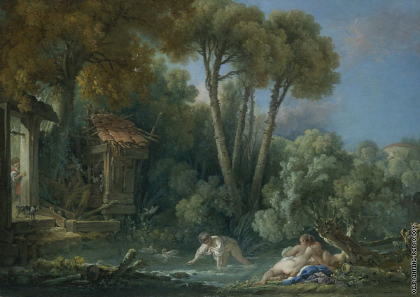 The Bathers (Boucher)