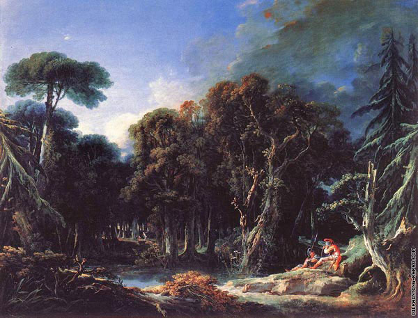 The Forest (Boucher)