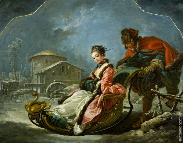The 4 Seasons - Winter (Boucher)