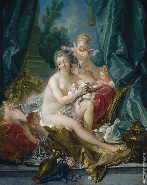 The Toilet of Venus (Boucher)