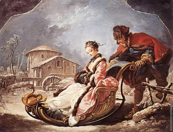 Winter (Boucher)
