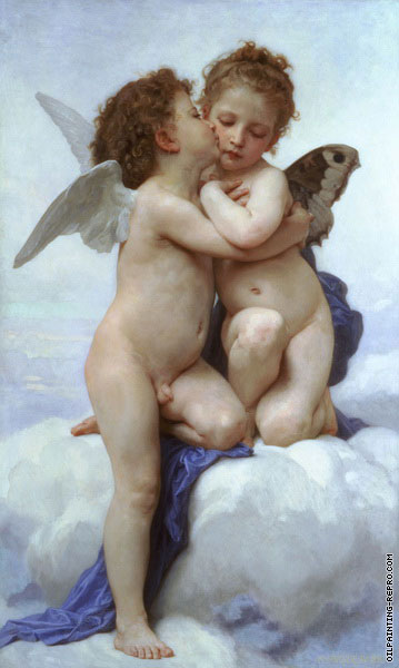Love and Psyche childs (Bouguereau)