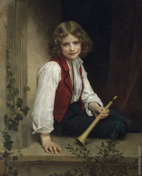 Pifferaro (Bouguereau)