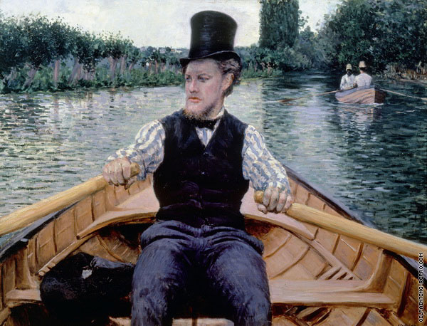 Boating Party (Caillebotte)