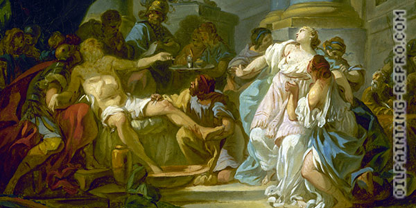 Death of Nero (David)