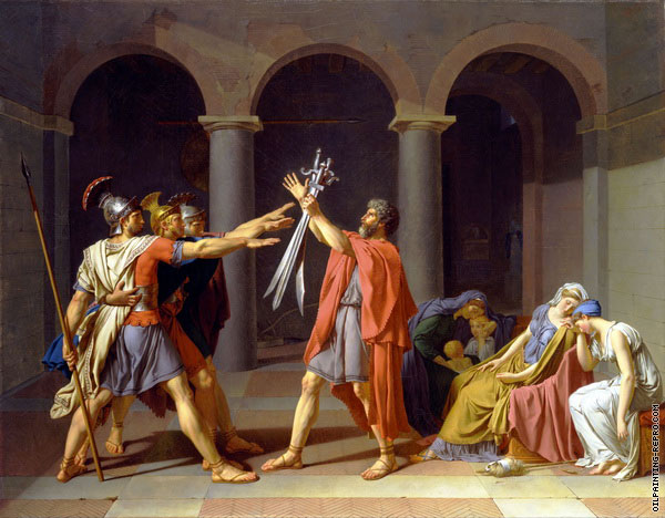 Oath of the Horatii (David)