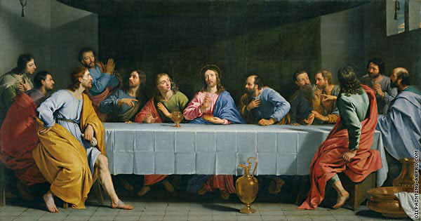 The Last Supper (De Champaigne)