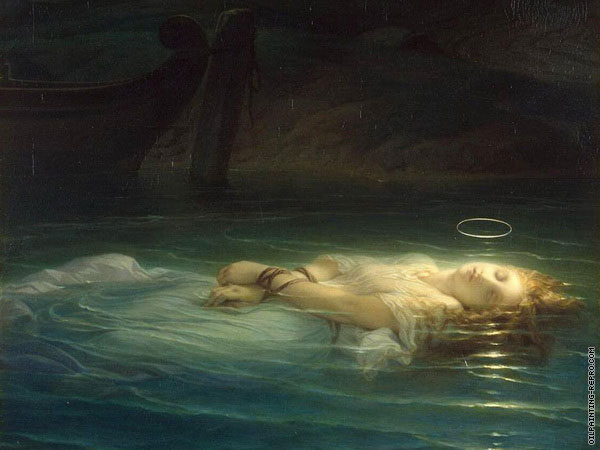 The Young Christian Martyr* (Delaroche)
