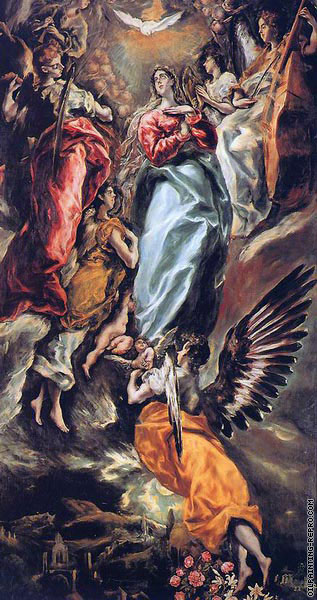 The Immaculate Conception (El Greco)