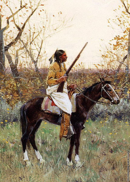 Plains Indian (Farny)