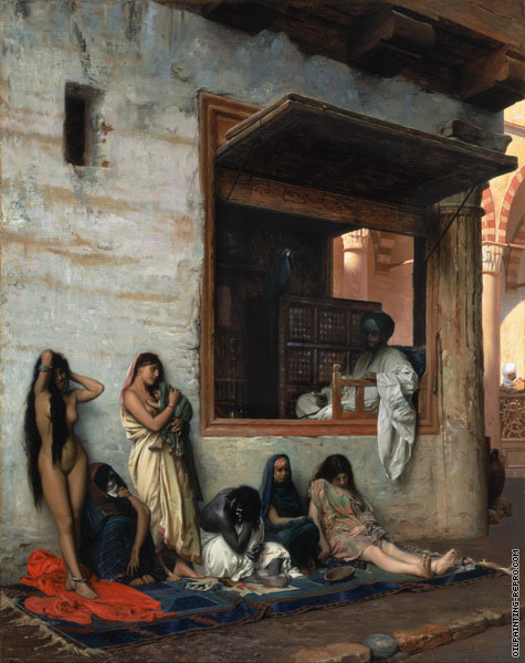 The Slave Market (Gerome)