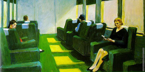 Chair Car* (Hopper)