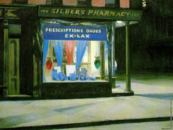 Drug Store (Hopper)