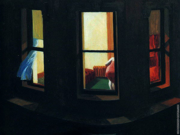 Night Windows (Hopper)