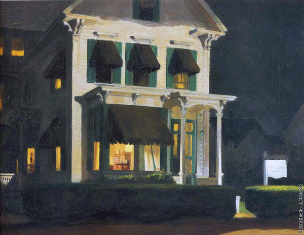 Rooms for Tourists (Hopper)