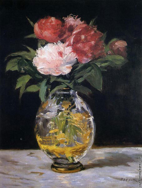 Bouquet of flowers (Manet)