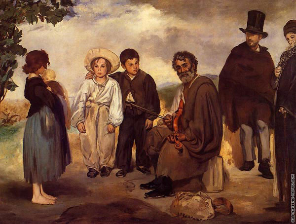 The Old Musician (Manet)
