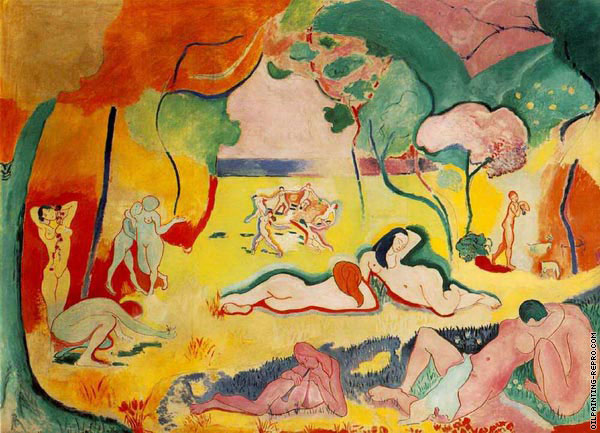 Happiness to live (Matisse)