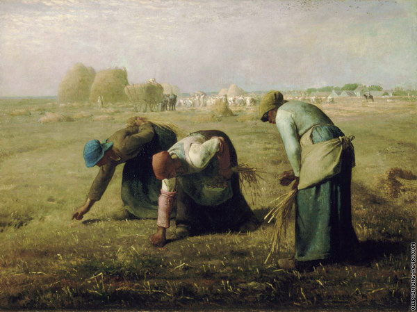 The Gleaners (Millet)