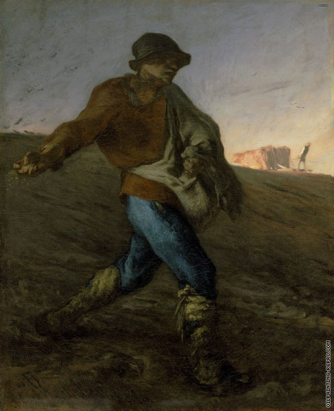 The Sower (Millet)