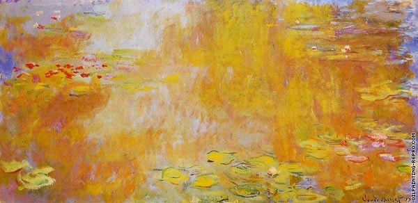 The Water-Lily Pond 2 (Monet)