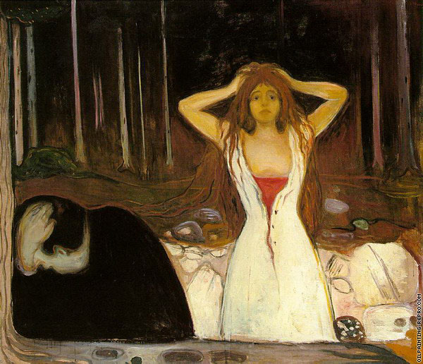 Ashes (Munch)