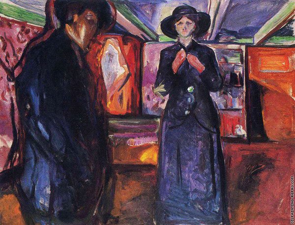 Man and Woman 2 (Munch)