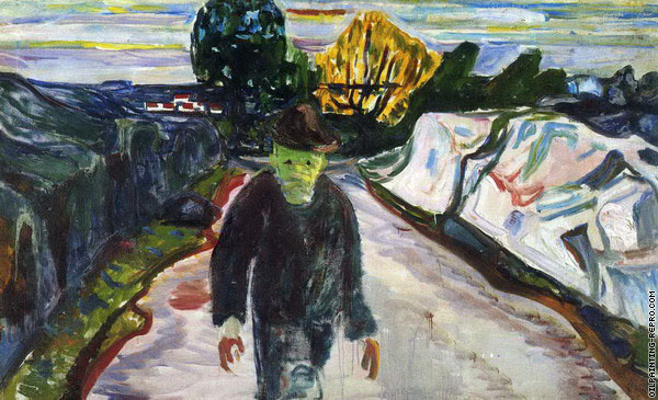 The Murderer (Munch)