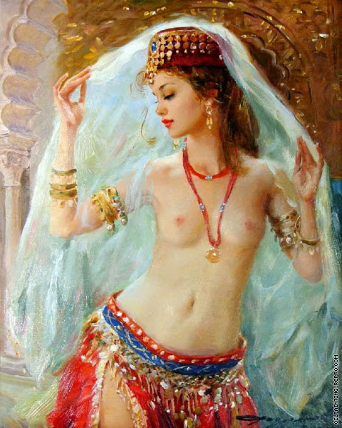 The Odalisque 1 (Razumov)