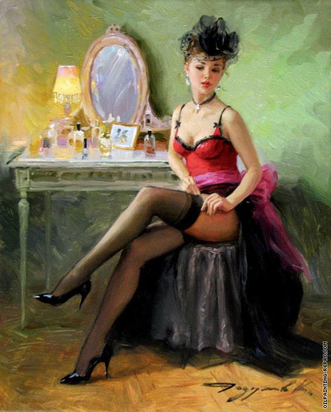 Near The Mirror 2 (Razumov)