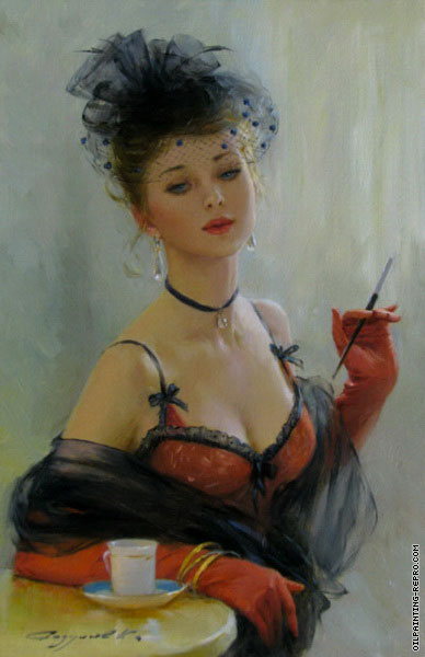The Coffee Break (Razumov)