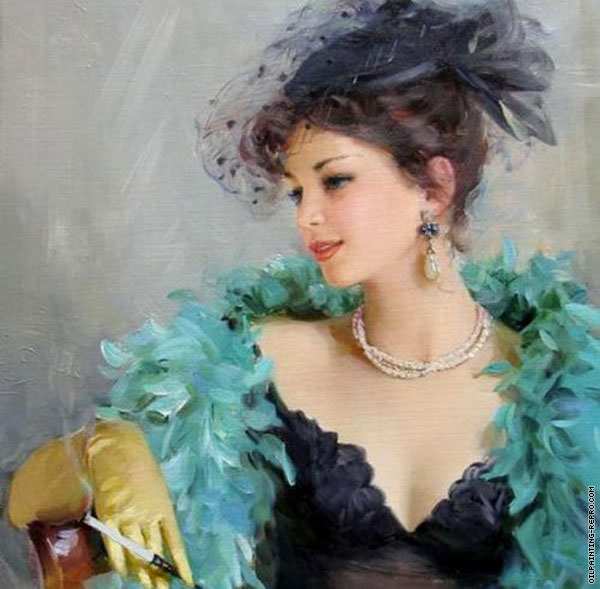 The Feathery Boa 2 (Razumov)