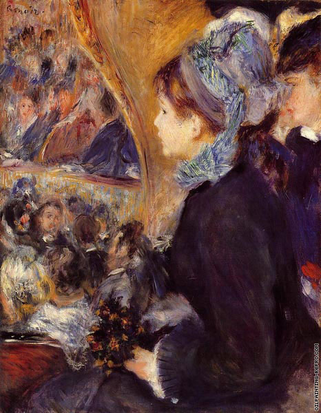 The First Outing (Renoir)