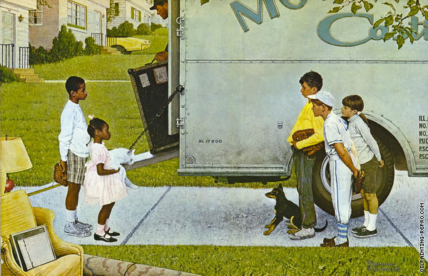 New Kids in the Neighbourhood (Rockwell)