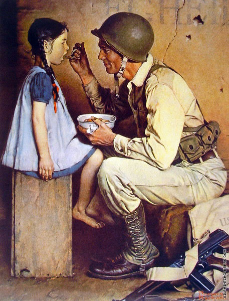 The American Way (Rockwell)