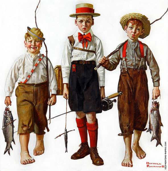 The Catch (Rockwell)