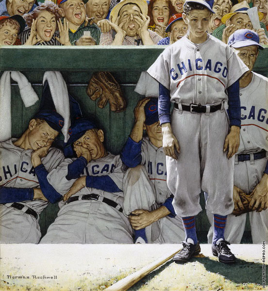 The Dugout (Rockwell)
