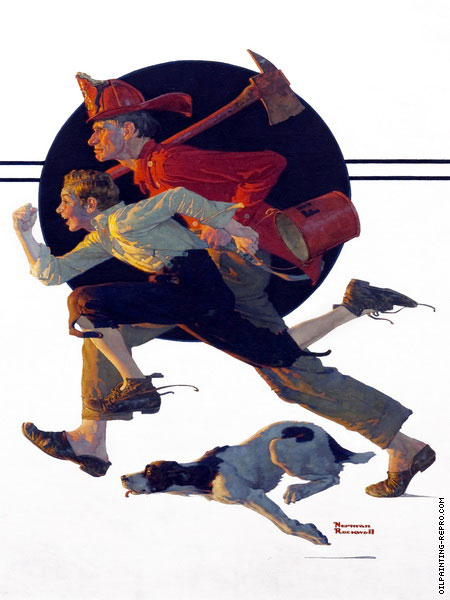 To The Rescue (Rockwell)