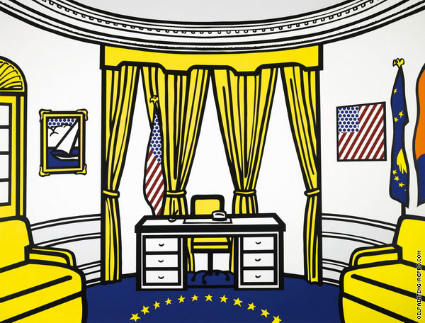 The Oval Office (Roy)