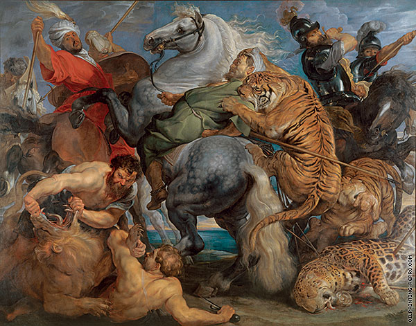Tiger Hunt (Rubens)