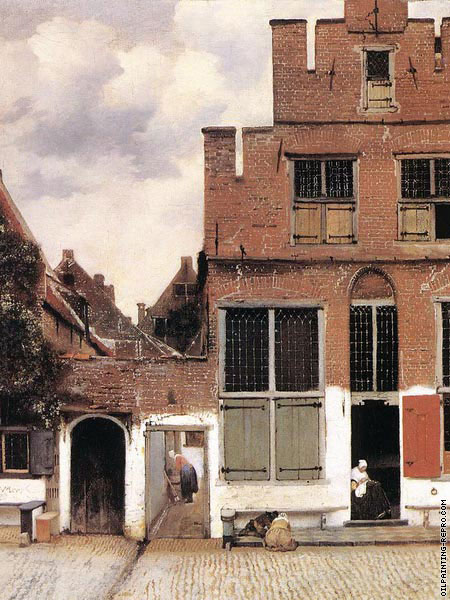 The little street (Vermeer)