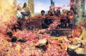 The roses of heliogabalus (Alma-Tadema)