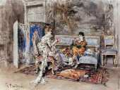 The Conversation (Boldini)