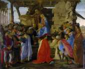 Adoration of the Magi 2 (Botticelli)