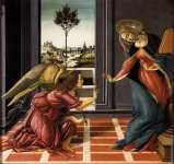 The Annunciation to Maria (Botticelli)